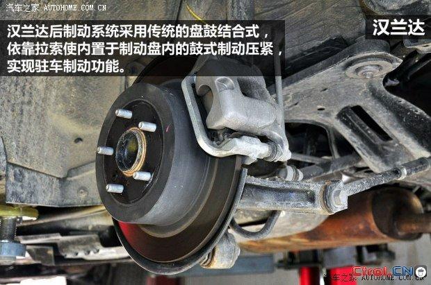 丰田广汽丰田汉兰达2012款 2.7L 两驱7座至尊版