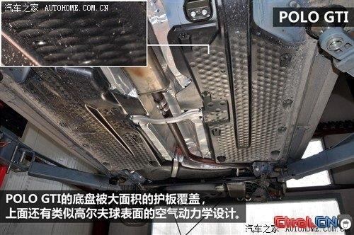 大众上海大众POLO2012款 1.4TSI GTI