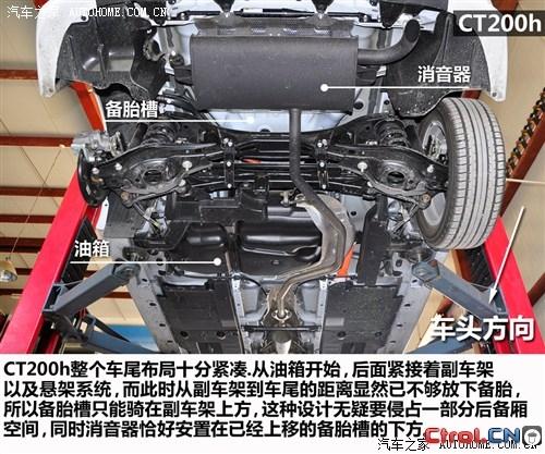 雷克萨斯雷克萨斯雷克萨斯CT2013款 CT200h F-Sport