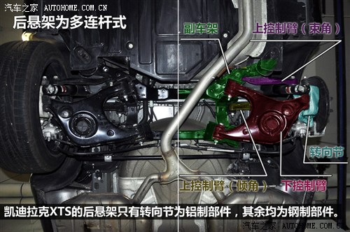 凯迪拉克通用凯迪拉克凯迪拉克XTS2013款 36S 铂金版